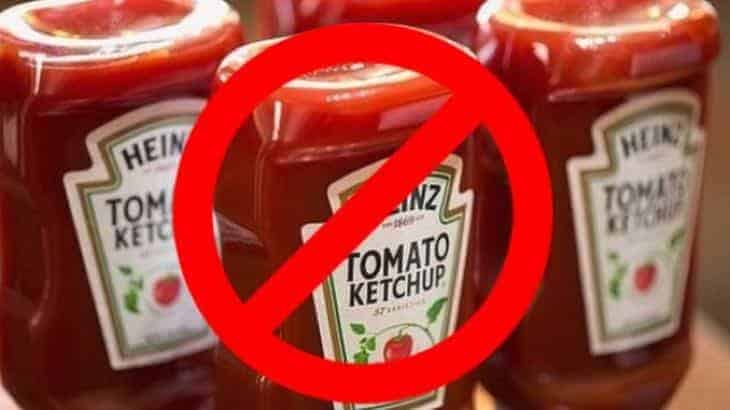can dogs eat ketchup