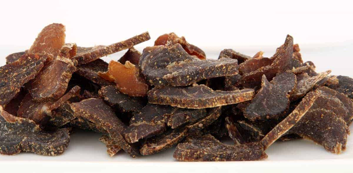 is it safe for dogs to eat jerky