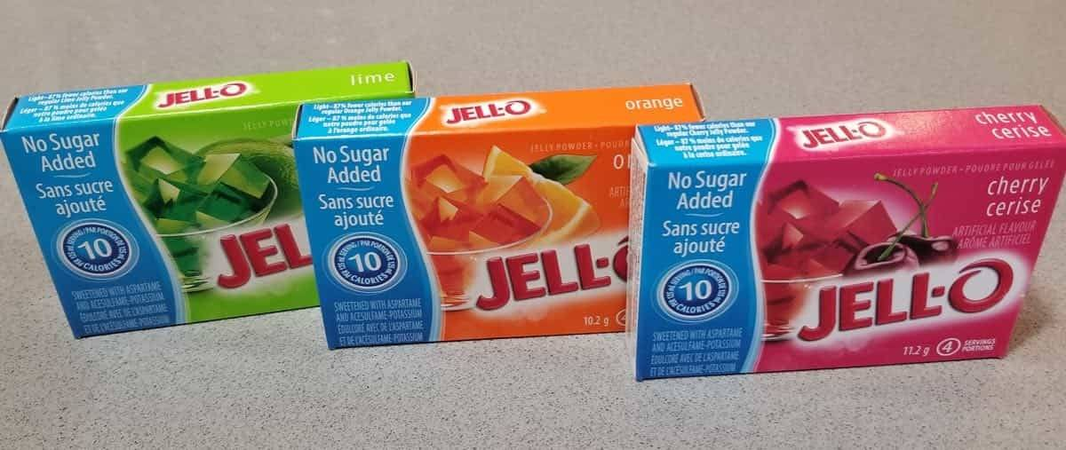is sugar-free jello safe for dogs