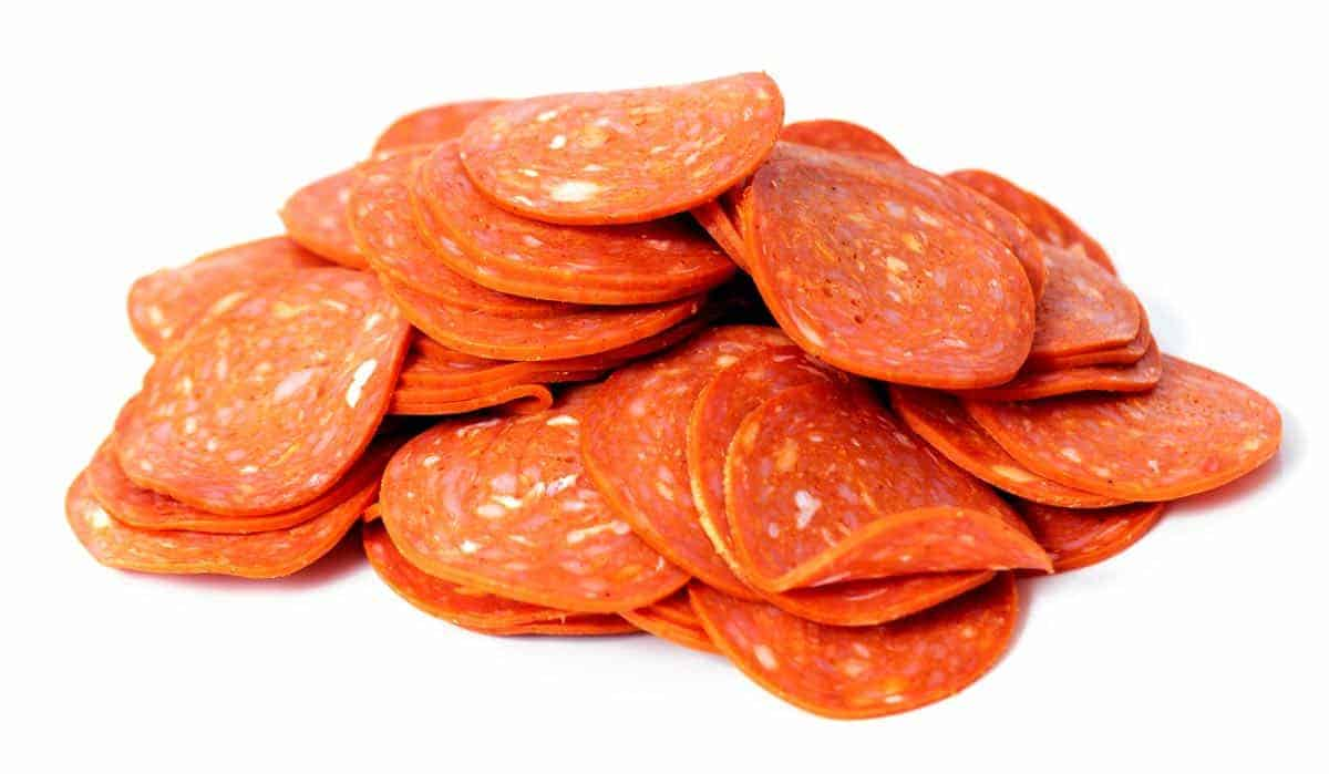 should dogs consume pepperoni