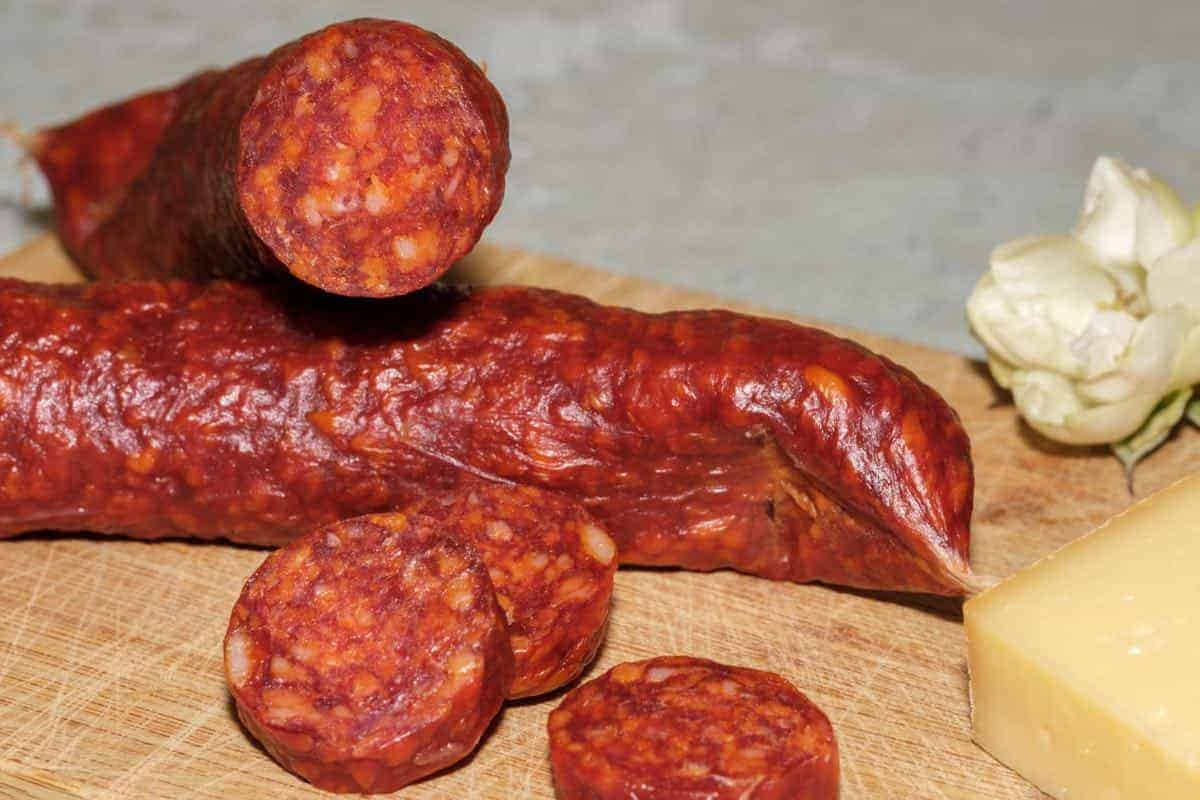 is pepperoni safe for dogs