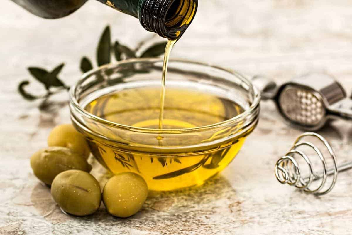 is olive oil safe for dogs