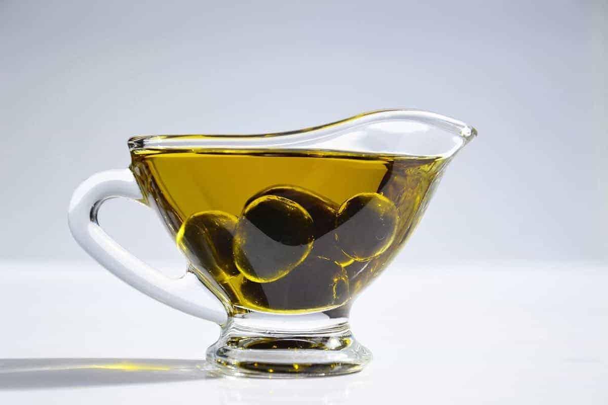 olives in oil