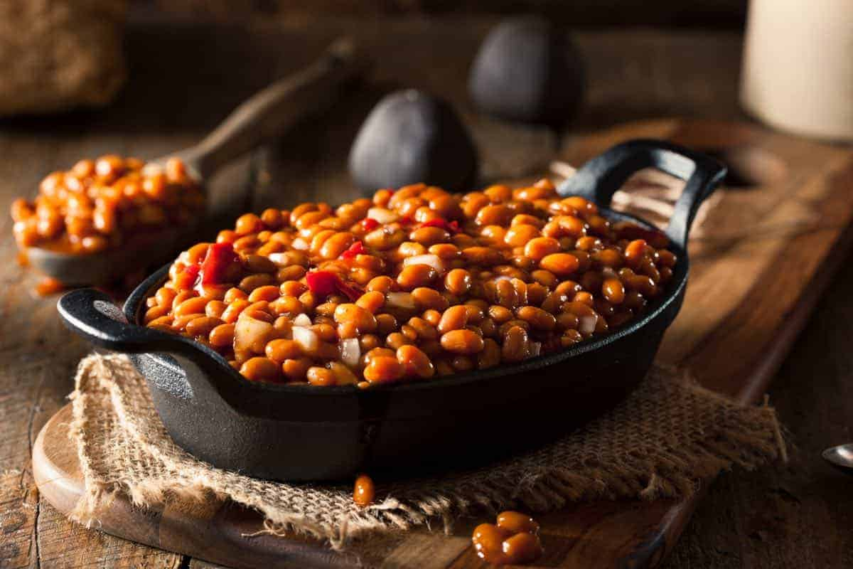 are baked beans safe for dogs