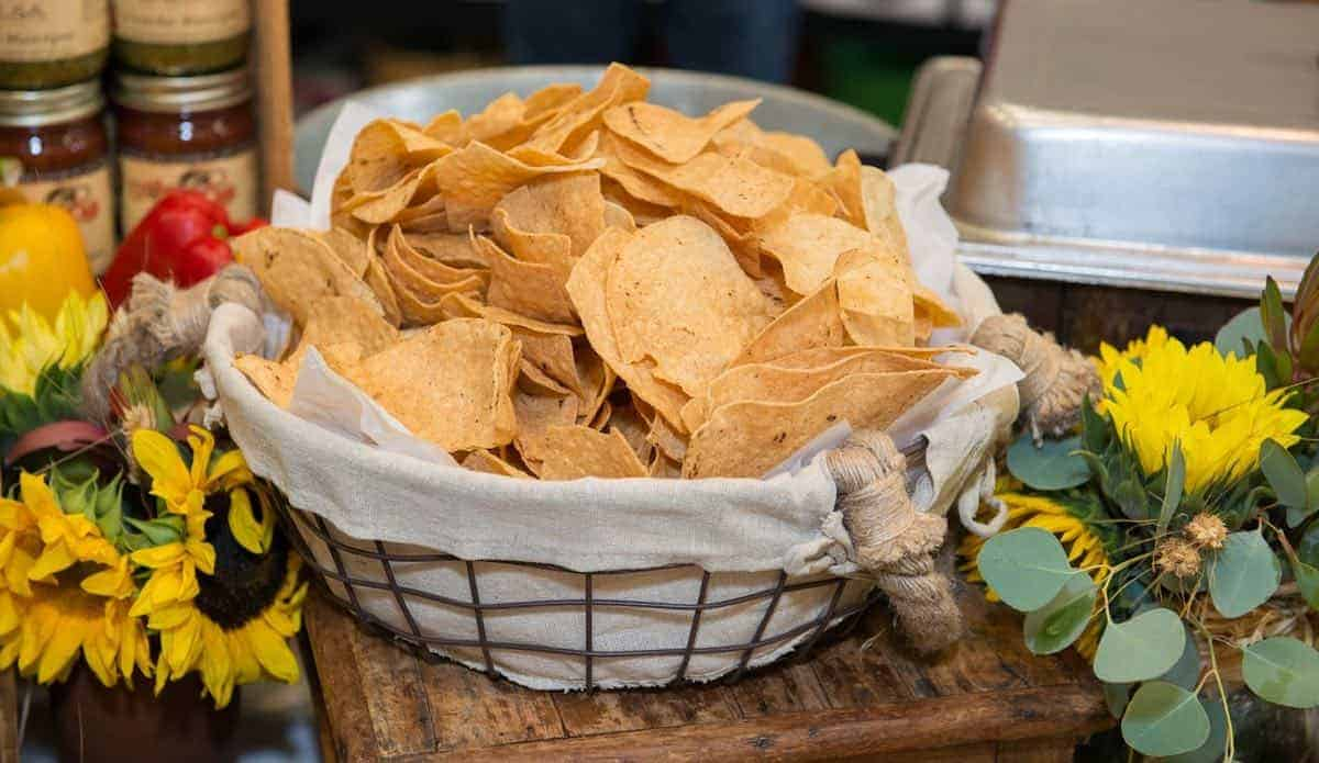 corn chips safe for dogs